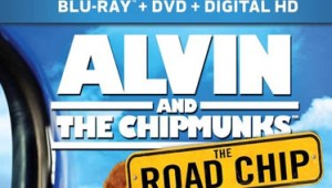 ALVIN AND THE CHIPMUNKS: THE ROAD CHIP Indian Blu-Ray,DVD Out Now from EXCEL