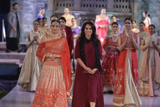 Making Indian craft desirable for today's generation: Designer Anita