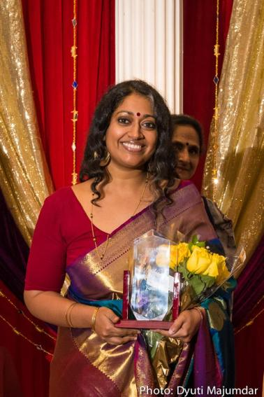 Annette Philip: Woman of the Year 2016