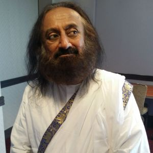Sri Sri Ravi Shankar (Photo: INDIA New England News)