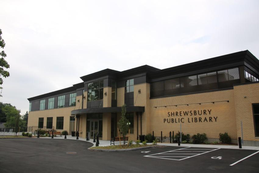 Shrewsbury-library