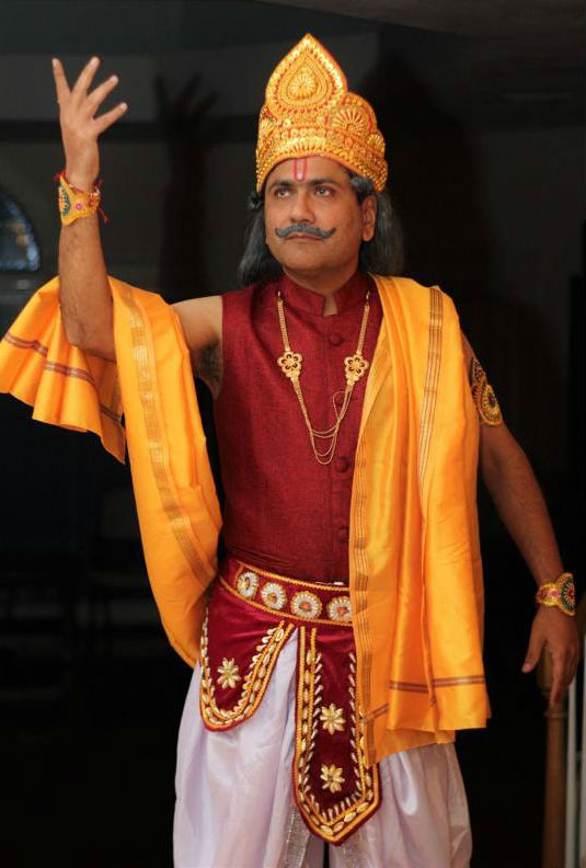 SETU stages locally-produced Ramayan this weekend | INDIA