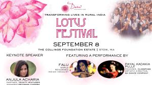 Lotus Festival @ Collings Foundation Estate | Stow | Massachusetts | United States