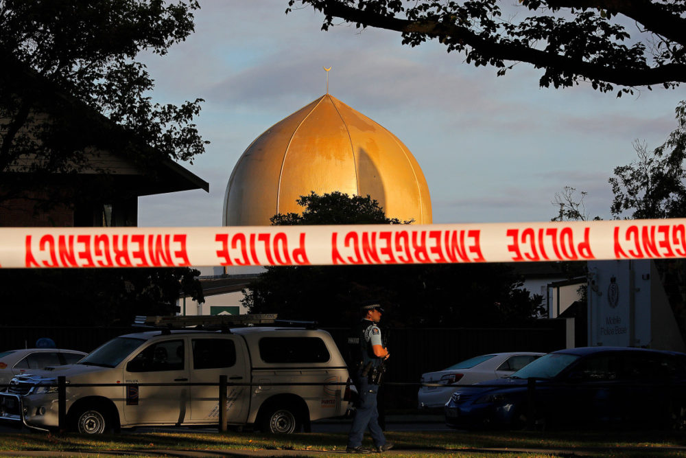 Masjid New Zealand Pinterest: Probing The Roots And Rise Of White Supremacy