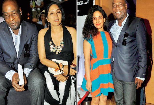 Neena Gupta Viv Richards And Masaba's Family Reunion See