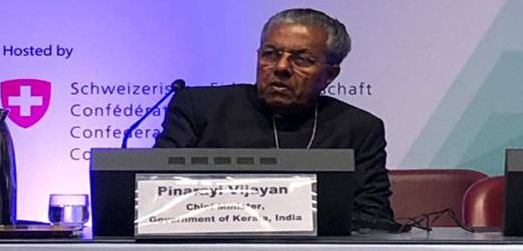 Aim not to restore what was in existence before floods but to build a New Kerala: Pinarayi