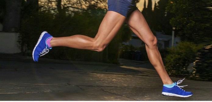 Marathon knee