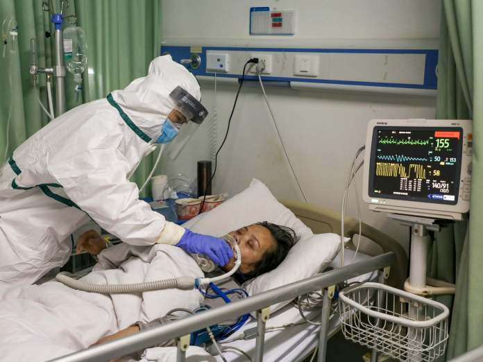 Agony of Covid Patients Gasping For Critical Care