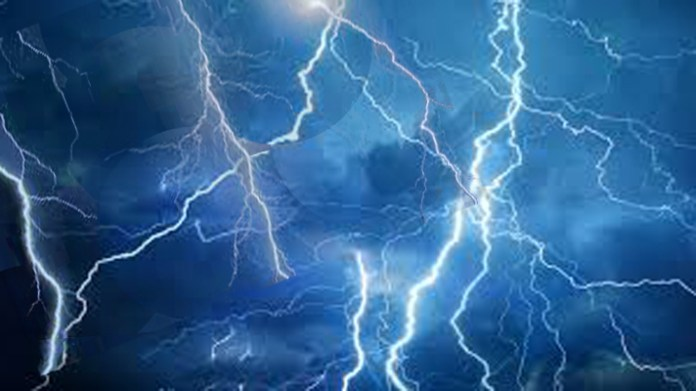 18.5 Million Lightning Strikes India In A year