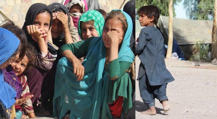 Afghan Population Sinks Below Poverty Lines