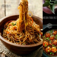 14 Variations of Noodles | Veg Noodles | Indo Chinese Noodles Recipes | 4.7/5.0