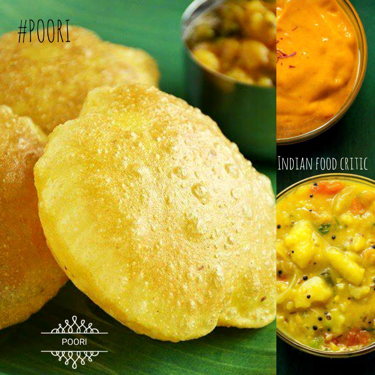 15 Poori Recipes | Indian Poori Bread Recipes | Bhatura Recipe | 4.50/5.0