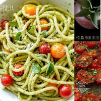 20 Pasta Recipes   Fettuccine Alfredo   Fusilli Tomatina   Spinach & Ricotta Ravioli & many more including tips to make them right!   4.7/5.0