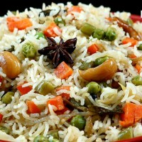Veg Pulao Recipe   How to make Restaurant like Veg Pulao?   5 Veg Pulav Recipes   4.7/5.0