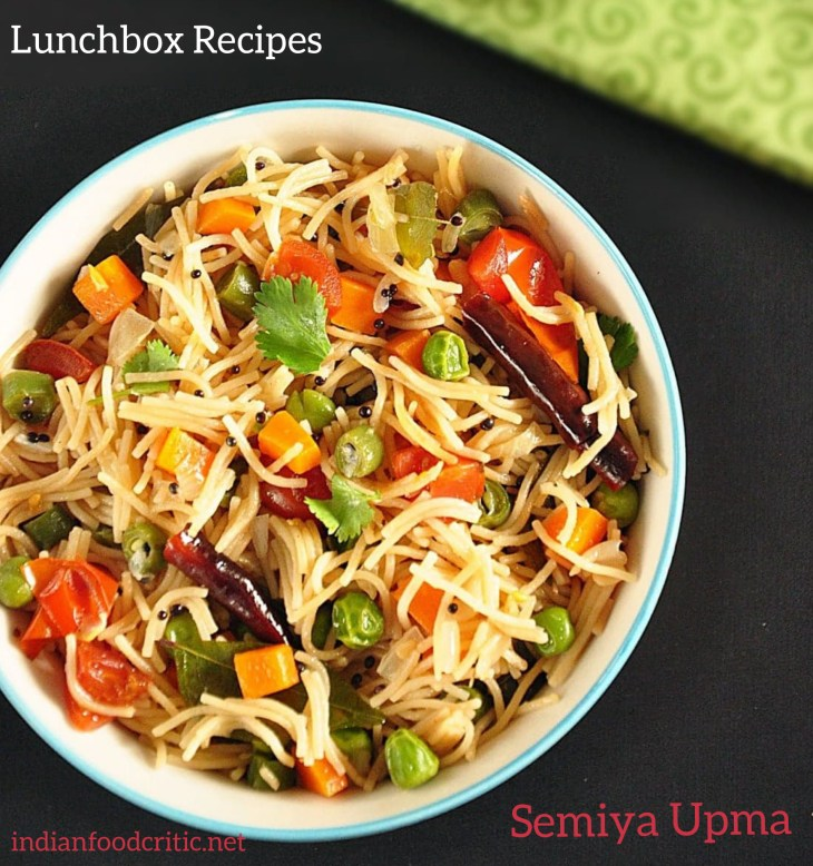 How To Make Semiya Upma Sevaiyan Sevia Sevai Semia Upma