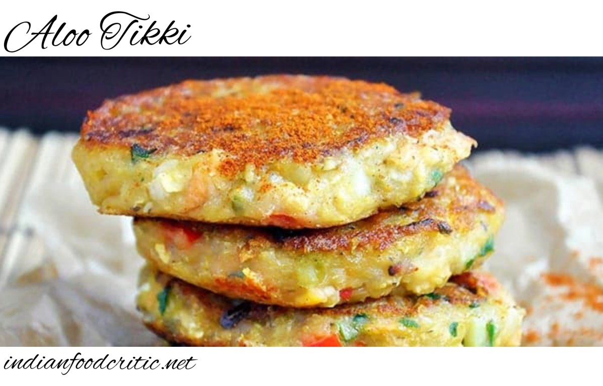 How to make Street Style Aloo Tikki? | Aloo Tikki Recipe | Potato Patty