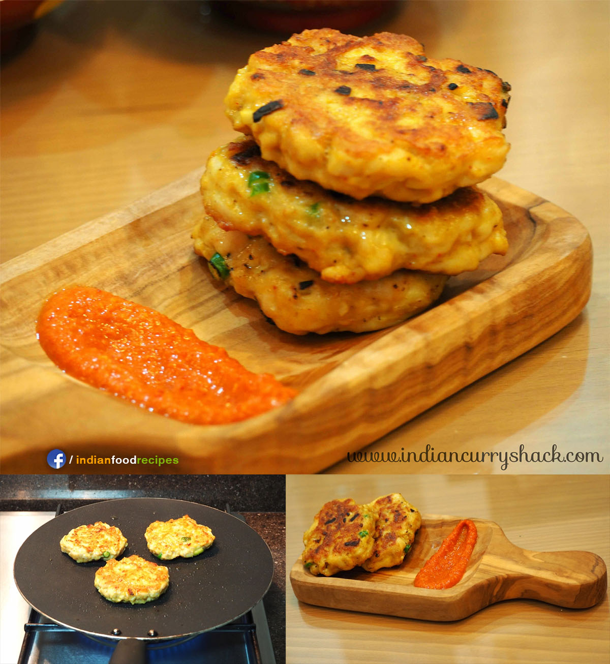 Chicken Ki Tikki (Spiced Chicken Patty) recipe step by step