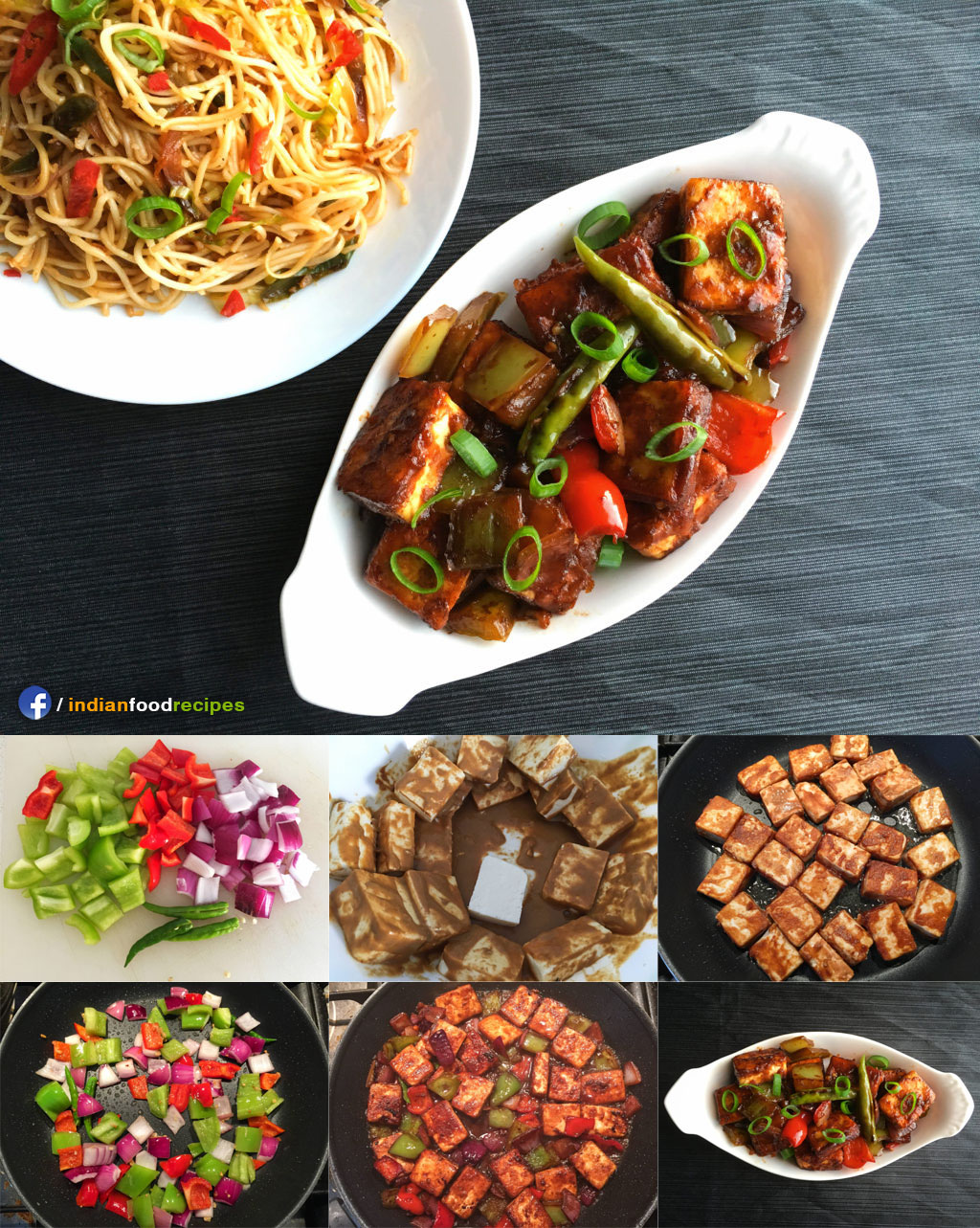 Hot and spicy chilli paneer recipe step by step indian food recipes hot and spicy chilli paneer recipe step by step forumfinder Image collections