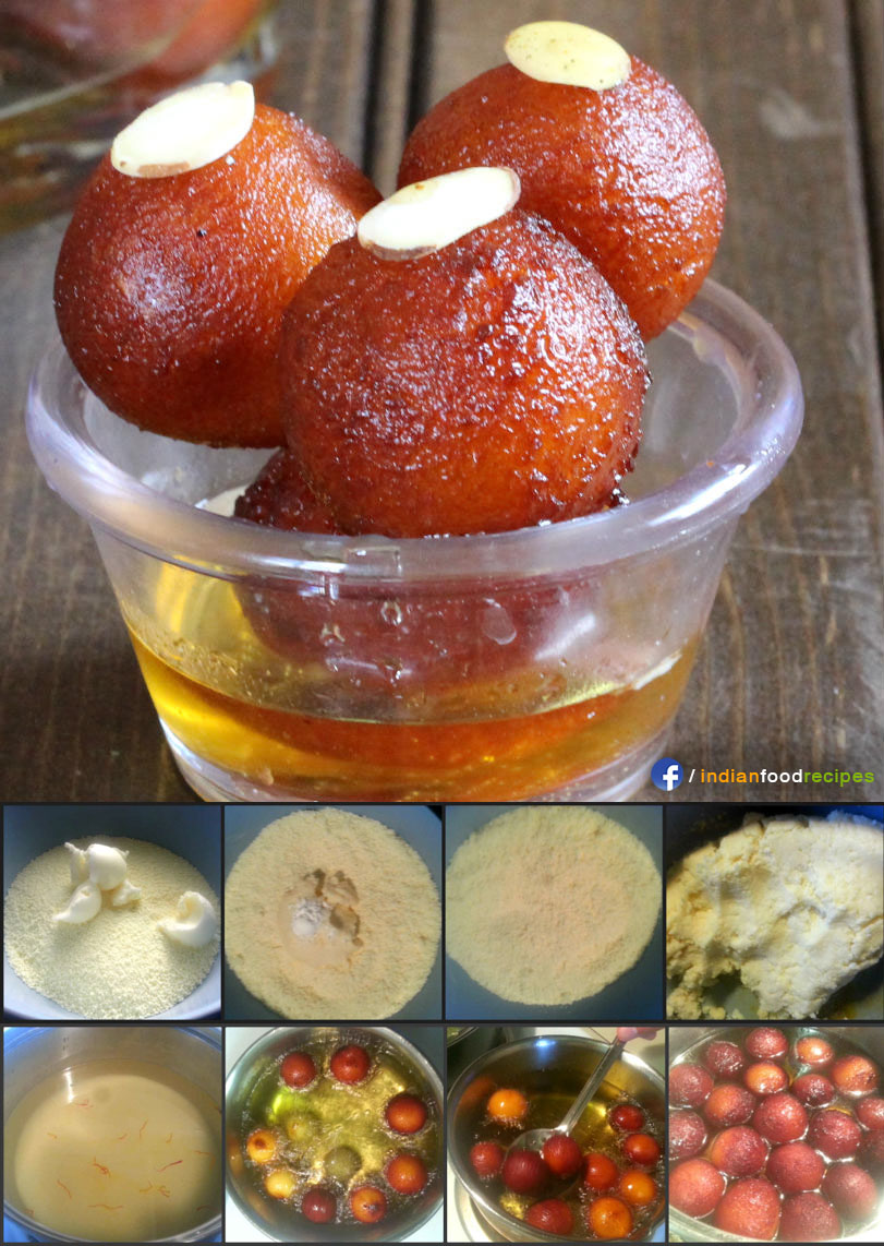 Gulab jamun recipe step by step indian food recipes gulab jamun recipe step by step forumfinder
