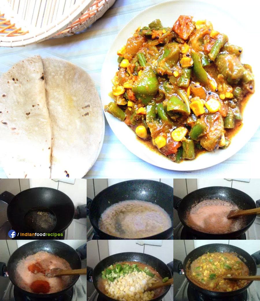 Pepper Corn Masala recipe step by step