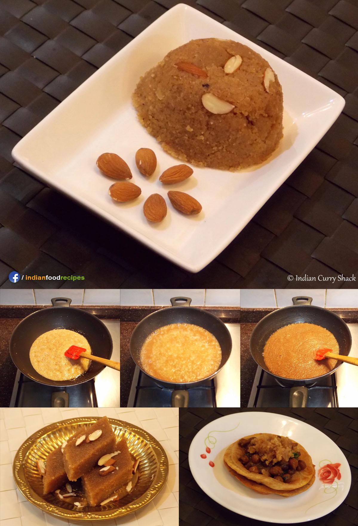 Sooji Ka Halwa recipe step by step