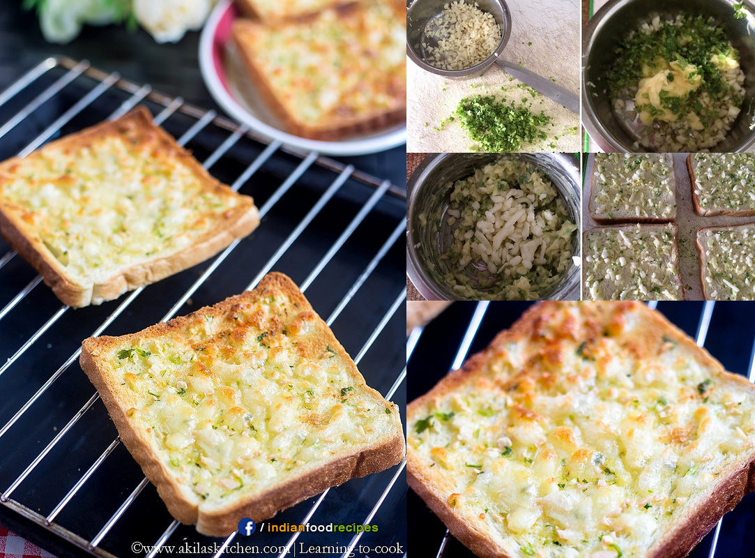 Garlic Bread recipe step by step