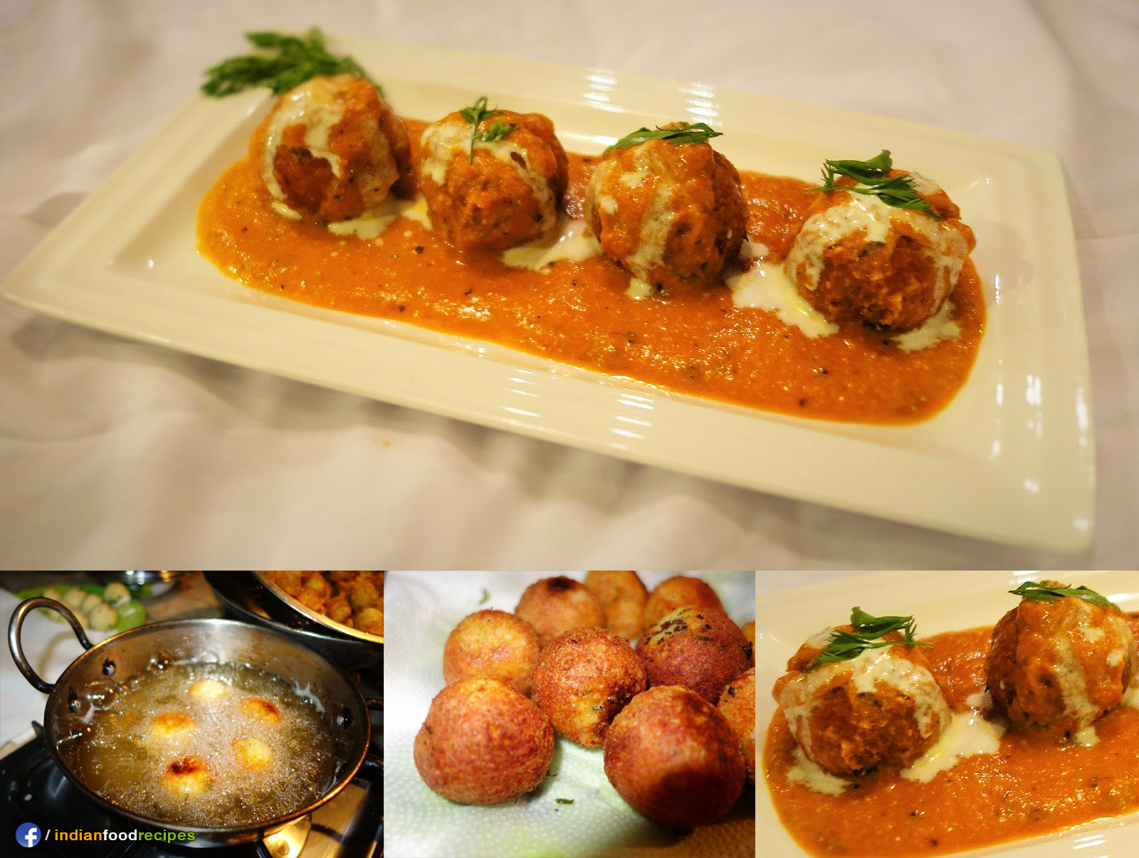Classic Malai Kofta recipe step by step
