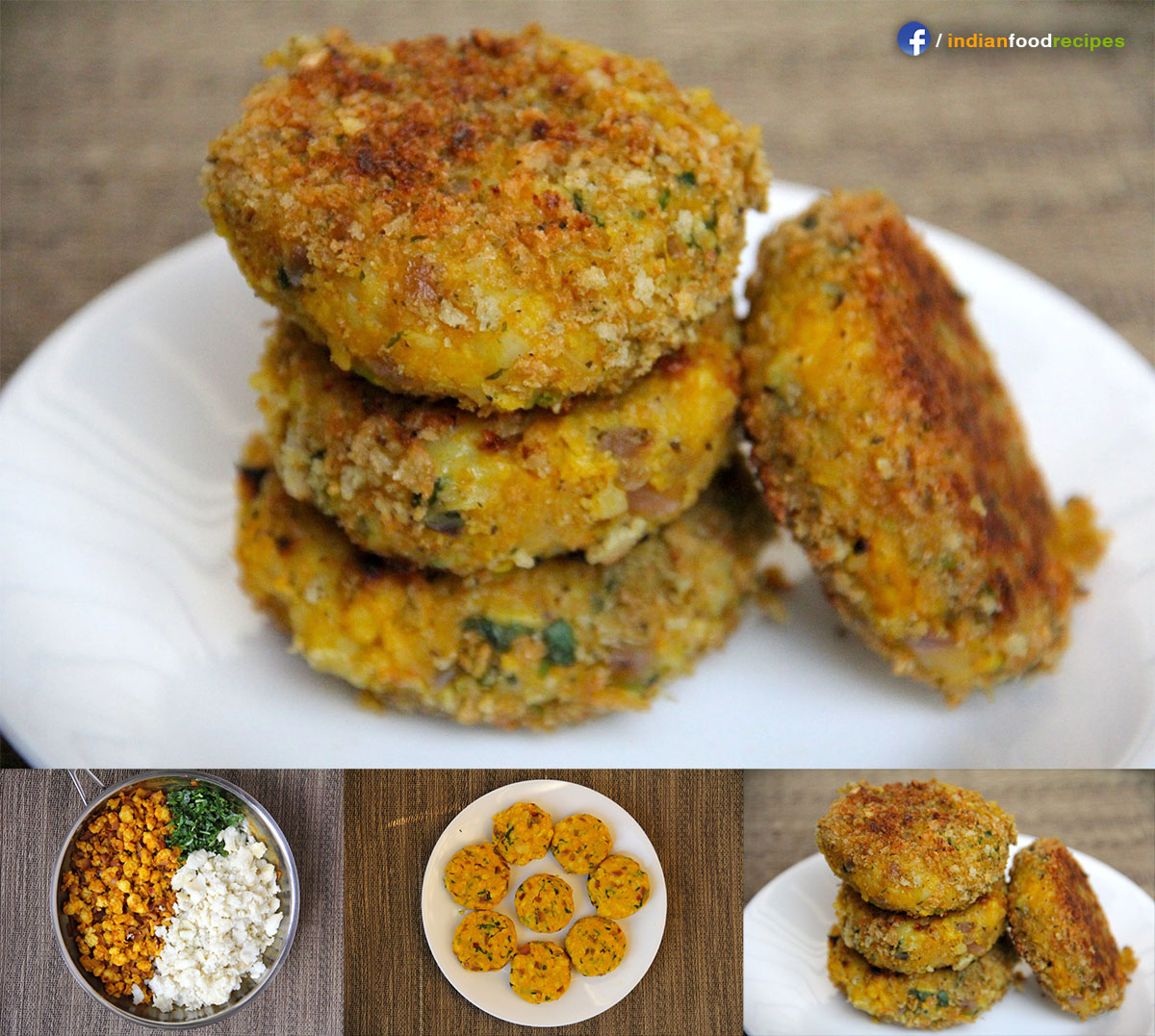 Shrimp Patties in 30 minutes recipe step by step