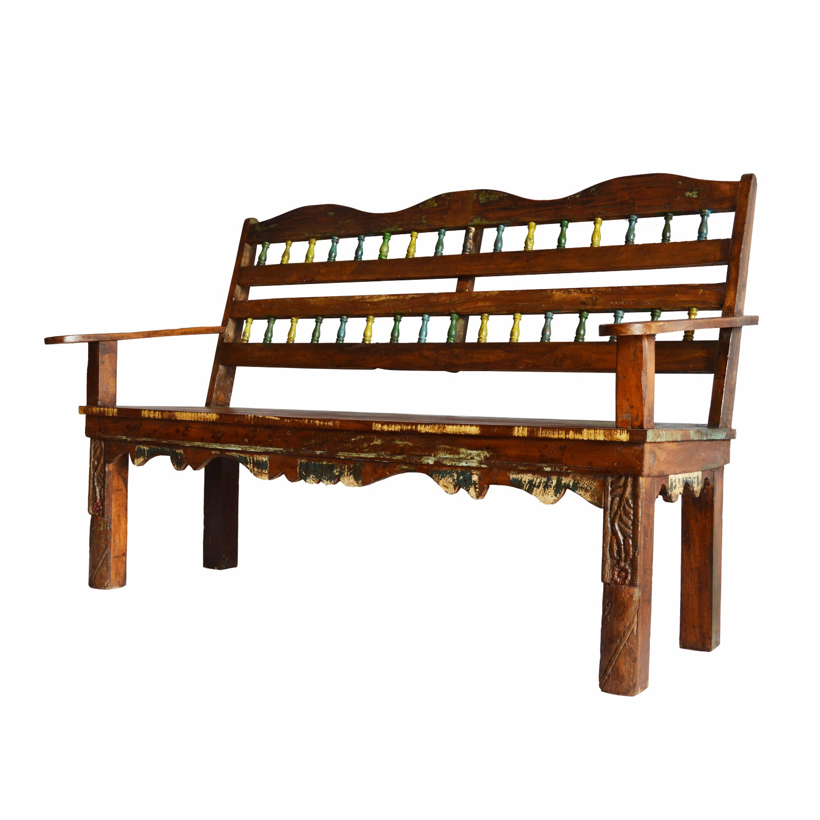 colonial sofa sets india rooms to go beachside sleeper wooden antique banach  indian furniture zone by ramdev