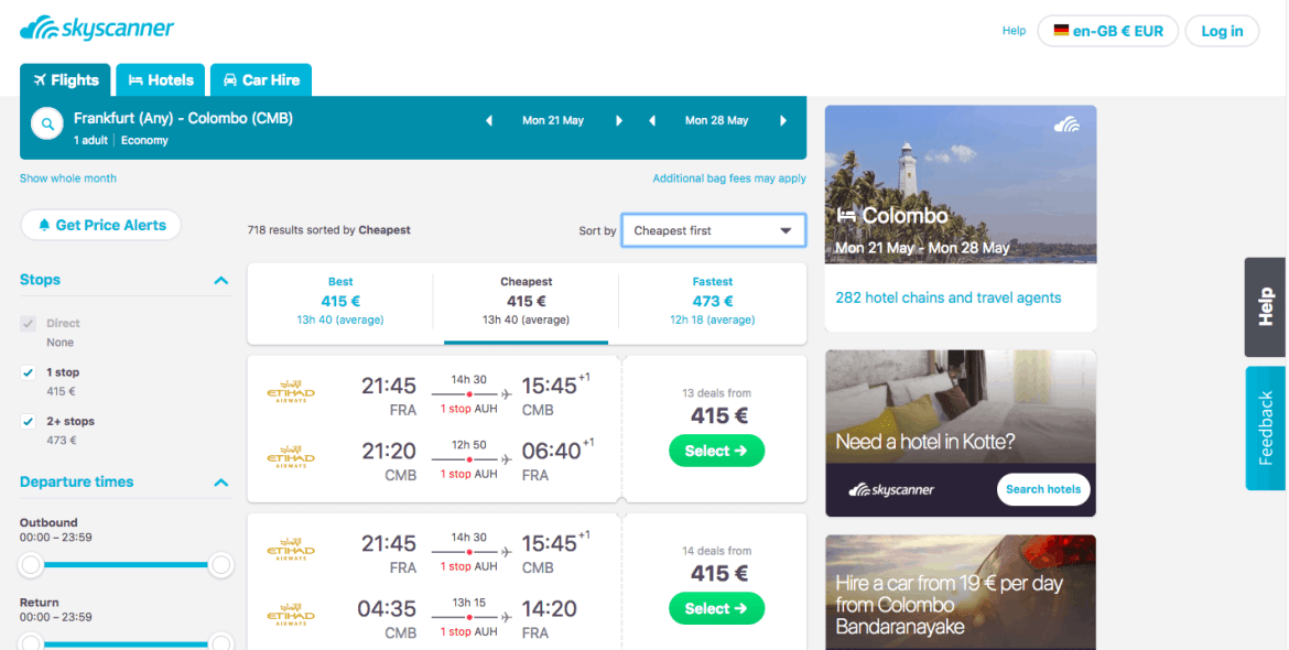 Image for Skyscanner