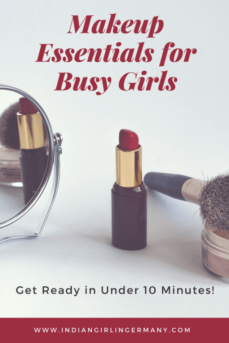 Image for Makeup Essentials for busy girls