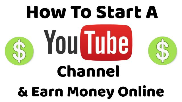 How to Start YouTube Channel and Earn Online | Step by ...