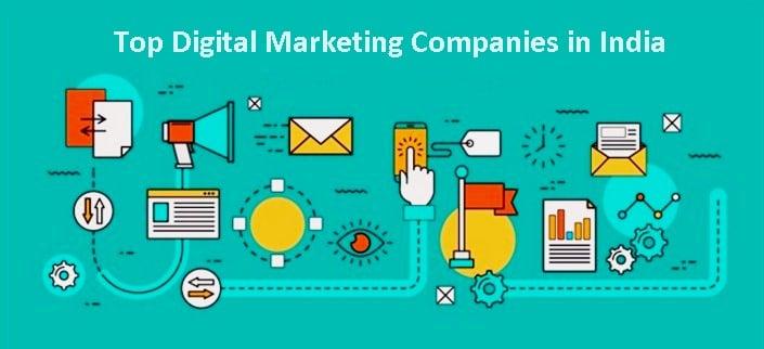 top digital marketing companies in india