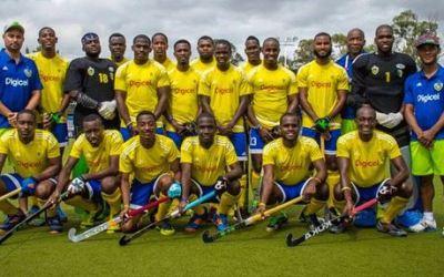 Indian Gymkhana Hosts Barbados National Hockey Team