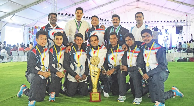 Senior National 2016 | SSCB Won the National Team Title