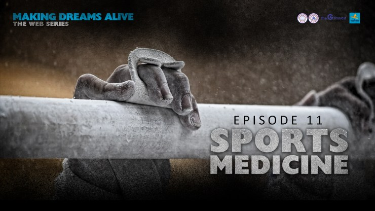 Making Dreams Alive | S01E11 | Sports Medicine