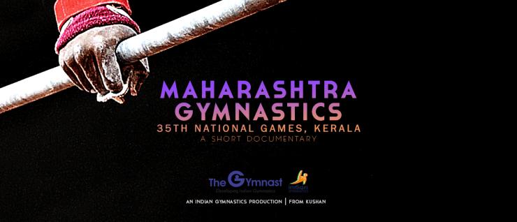 Maharashtra Gymnastics | 35th National Games, Kerala