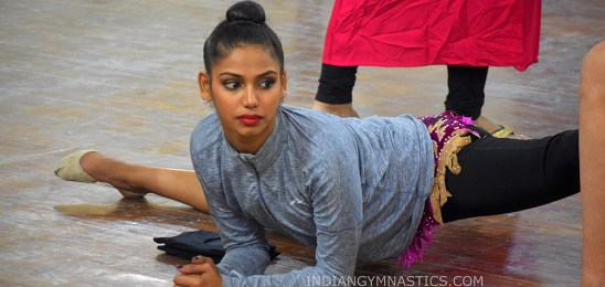 India can definitely be one of the top contenders in Rhythmic Gymnastics. – Meghana GundlaPally