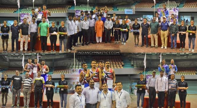 8th Trampoline Gymnastics National Championship | Photo Album and Results
