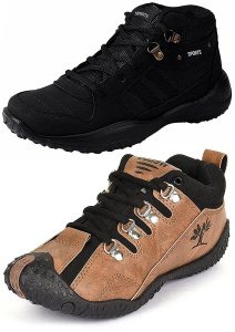 Best Combo Pack Of Two Footwear: Rs 499 Only (Amazon)