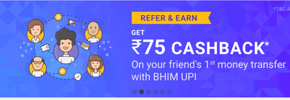 PhonePe Refer & Earn: Get Rs.75 Per Referral