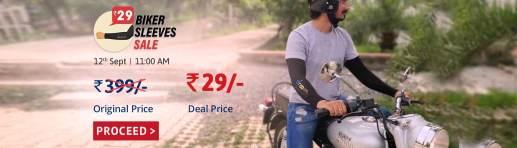 Droom Biker Sleeves Next Sale Date