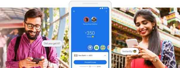 BenefitsOf Using The Google Pay Tez App :