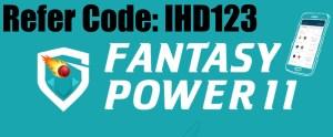 Fantasy Power 11 Fantasy App: