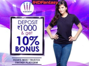 Offers & Making Deposits At 11 Wicket
