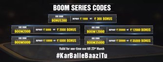 BalleBaazi Promo code 2019