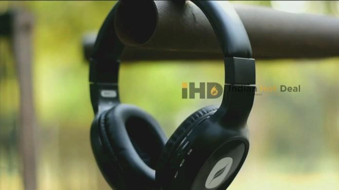 Leaf Bass 2 Wireless Headphone