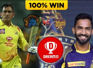 IPL 2019, 29th Match: CSK vs KKR Dream11 Team Today Prediction,