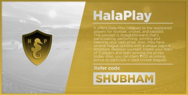 HalaPlay Apk App Download For Free