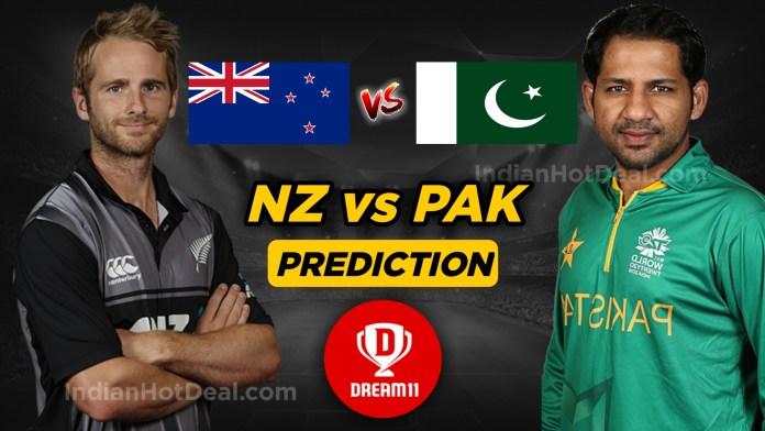 ICC WC 2019, 33rd Match: NZ vs PAK Dream11 Team Prediction Today